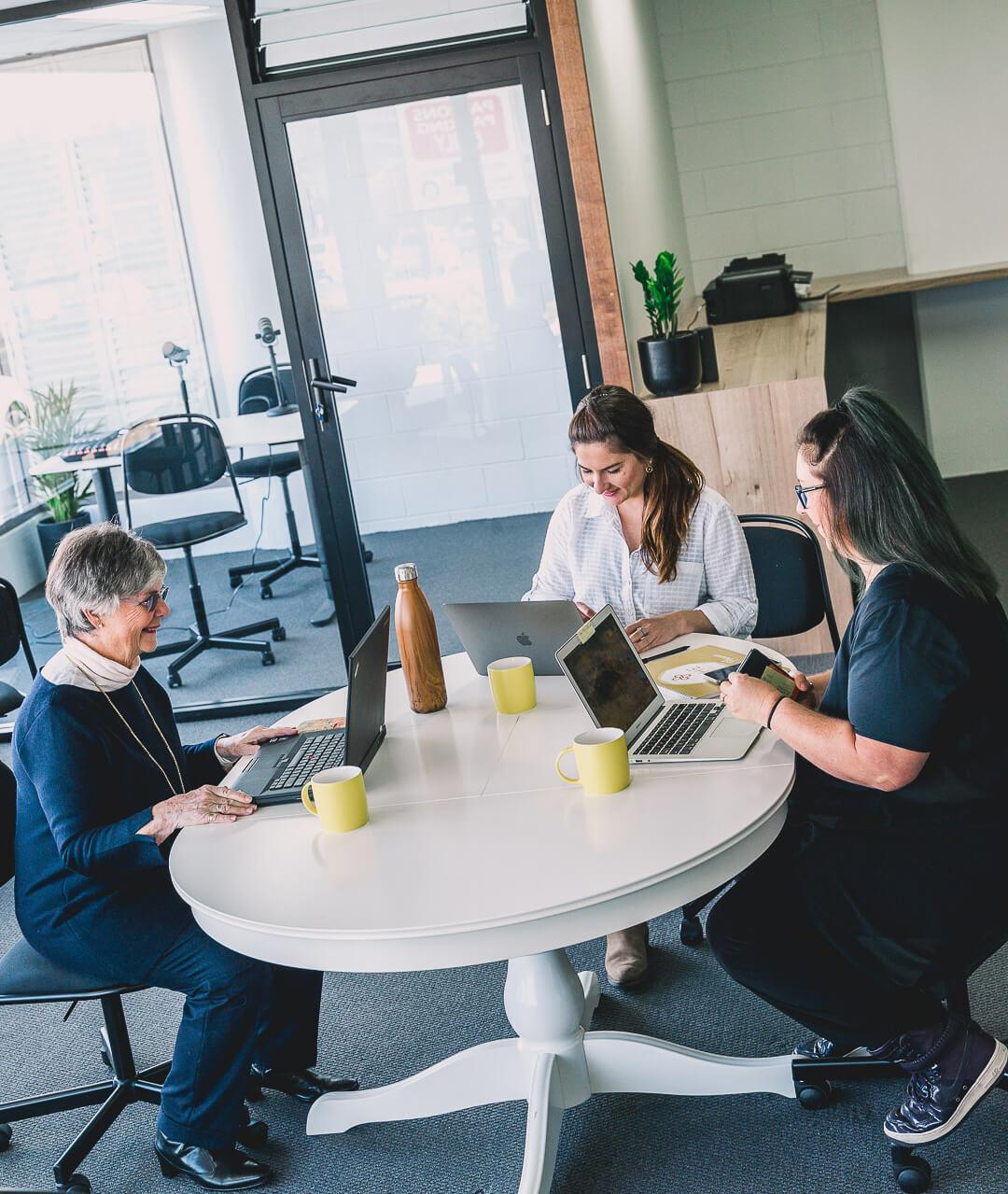cowork office space in Merimbula